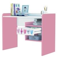 Стол розовый