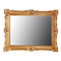 Зеркало золото 1